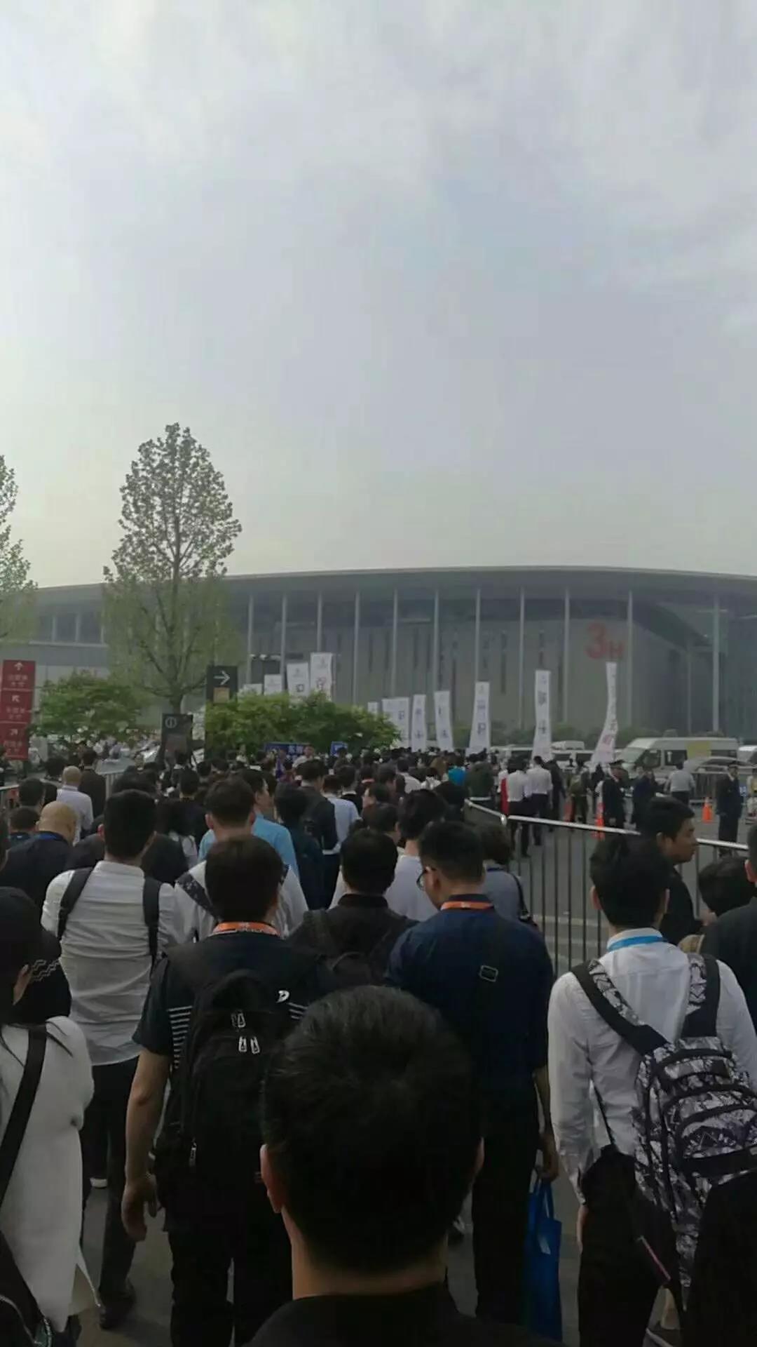 跟着凯创来一场中国国际医疗器械博览会
