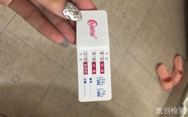 毒品试纸的检测吸毒使用说明